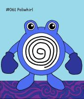Poliwhirl by Catherinex13
