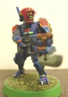 Ethereal Sgt- Front by Drknght61