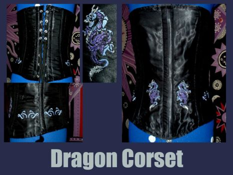 Dragon Corset by 3D-Fantasy-Art