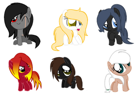 Softy's Babies by SarahHardy01