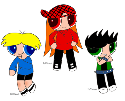 (Request) The Rowdyrunk Boys by Pufflicious