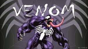 Ultimate Venom by whitgr14