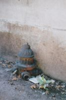 abandon fire hydrant by thePARANOIDghost