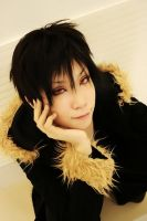 COSPLAY-DRRR:IZAYA00 by yolkler
