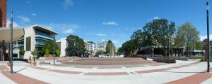 Centennial Square by raptor-rapture