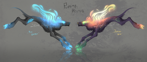 Plasma Hounds adoptables [open] discount by Shanol