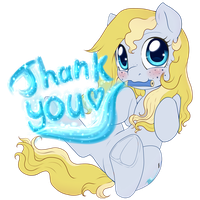 Thank you! by Evomanaphy