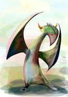 happy_dragon by hrum