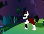 Zorro As A Pony by CaitlinTheLucario