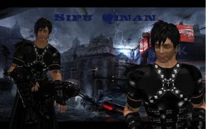my secondlife avi with old hair by switchboardofsouls
