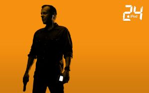 iPod 24 Jack Bauer by rodriguo