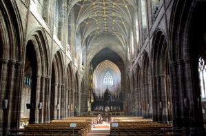 Chester Cathedral by popicok