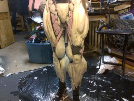 carnage   muscle suit final cut by mongrelman