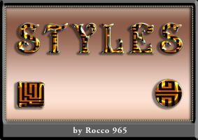 Styles 231 by Rocco 965 by Rocco965