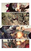Marvel's Portfolio Review 2014 - Sequential 04 by BryanValenza