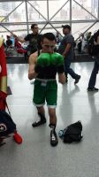 NYCC 2014 - Little Mac Cosplay by DestinyDecade