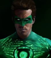 Green Lantern by ArchXAngel20