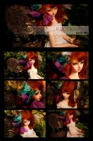 Photoset: Flutter Potion by MorningMiracle