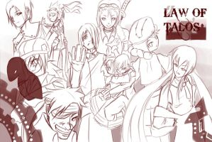 Law Of Talos by kenken2002