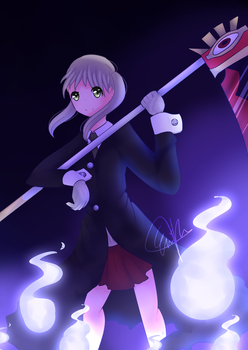 Maka Albarn by TheElliPelli