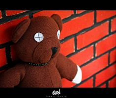 Beanny's Bear by Thanwan