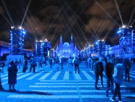 Red square by iamigor