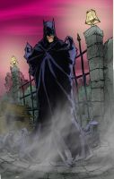 Batman by antz by Blindman-CB
