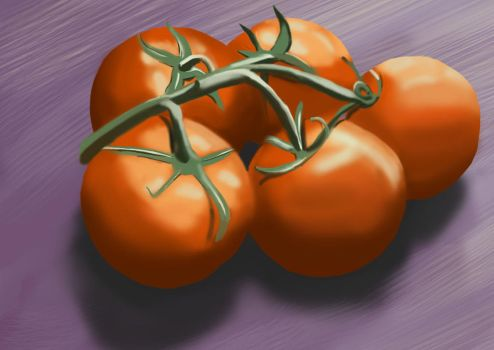 Tomatinos by Lord-Rain