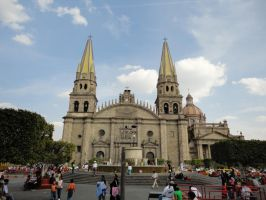 catedral of Guadalajara by pablour026