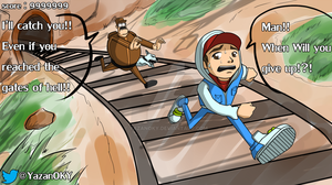 Subway Surfers by YazanOKY