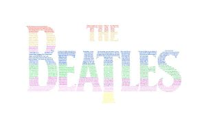 Beatles Logo Type by AurelieClaire