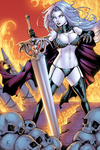 Ladydeath by J-Skipper