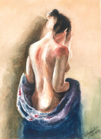 Study of Figure 1 by Ikanana