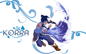 Korra wallpaper by ashkachan