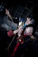 X 1999 - Dragons Blood by Hikari-Kanda