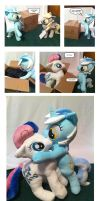 A Very Special Delivery by PlanetPlush