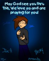 Our Prayers to You by JakeMcCormick