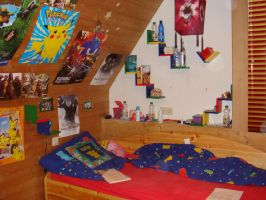 My room XD :part 1: by Open-your-Heart