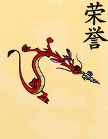 The Honorable Mushu by Writer-Colorer