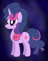 poof pony by hip-indeed