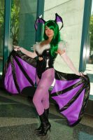 Morrigan 007 by DownFall2448