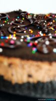 Oreo Chocolate Cheesecake 2 by munchinees