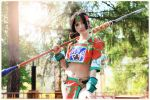 Seung Mina - Soul Calibur III by Narga-Lifestream