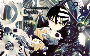 Death the Kid by Superchris12