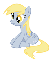 Derpy Hooves vector by OfPut