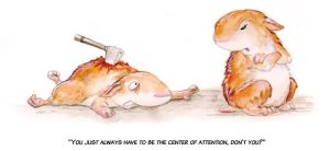 More Homicidal Hamsters by ursulav