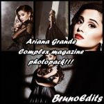 Ariana Grande Complex magazine photoshoot 2013 by BrunoEdits