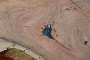 Mesquite Tray -Turquoise Cave_Bottom by lamorth-the-seeker