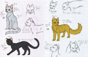 Designs for the Three by Jasiri-lioness