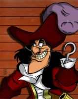 Captain Hook by Balsavor